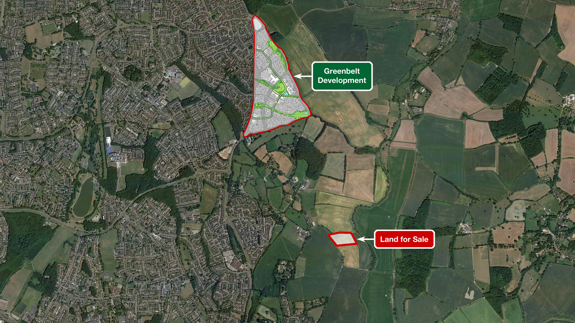 East of Stevenage Masterplan