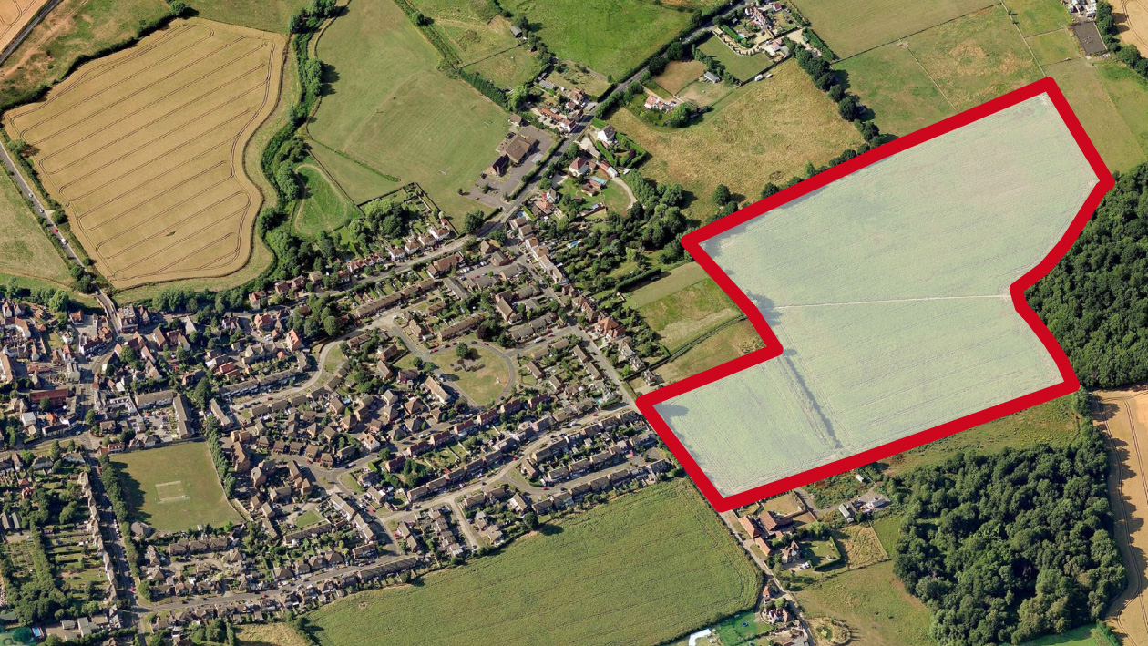 Land for sale in Abridge, Romford