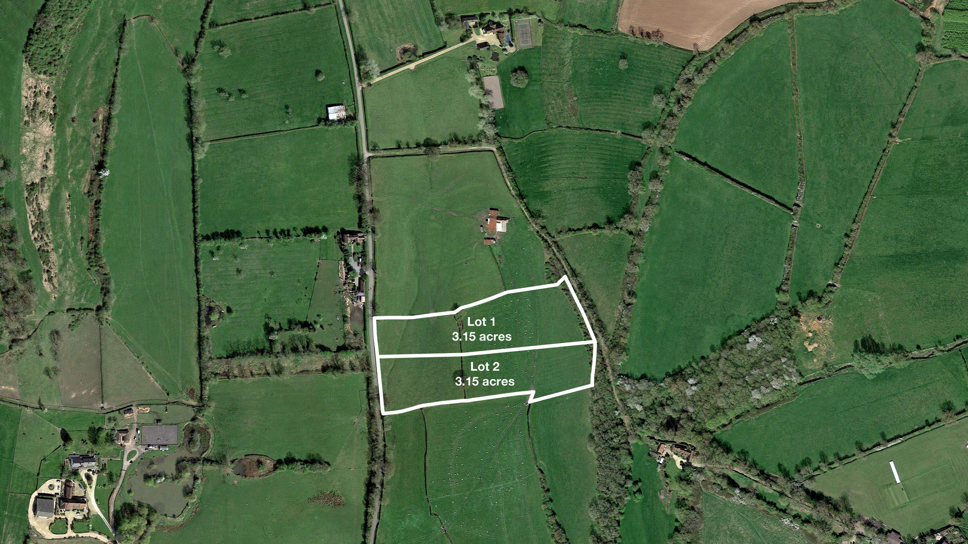 Land for sale at Berrowhill View in Feckenham, Redditch