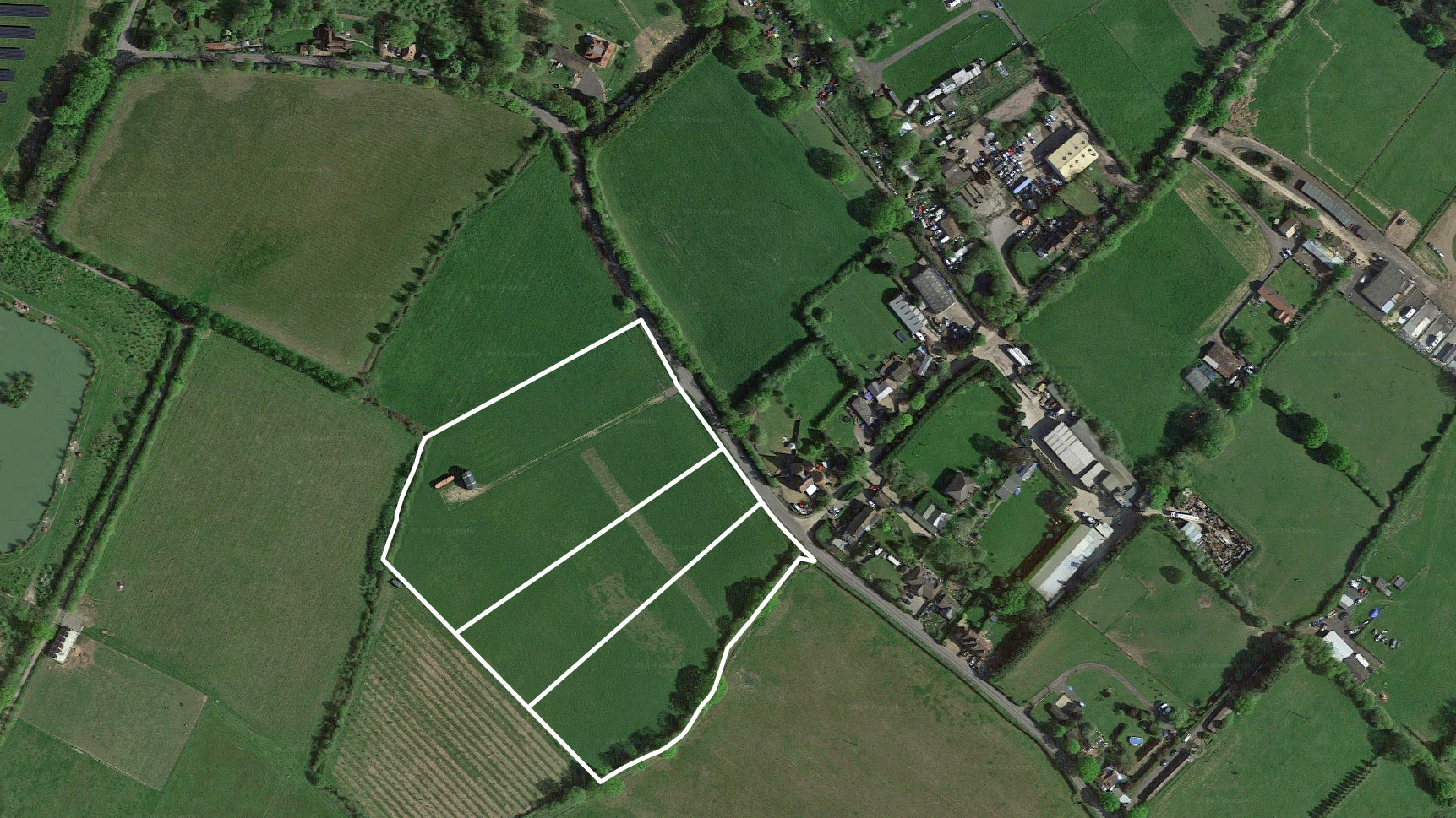 Land for sale in Brenchley