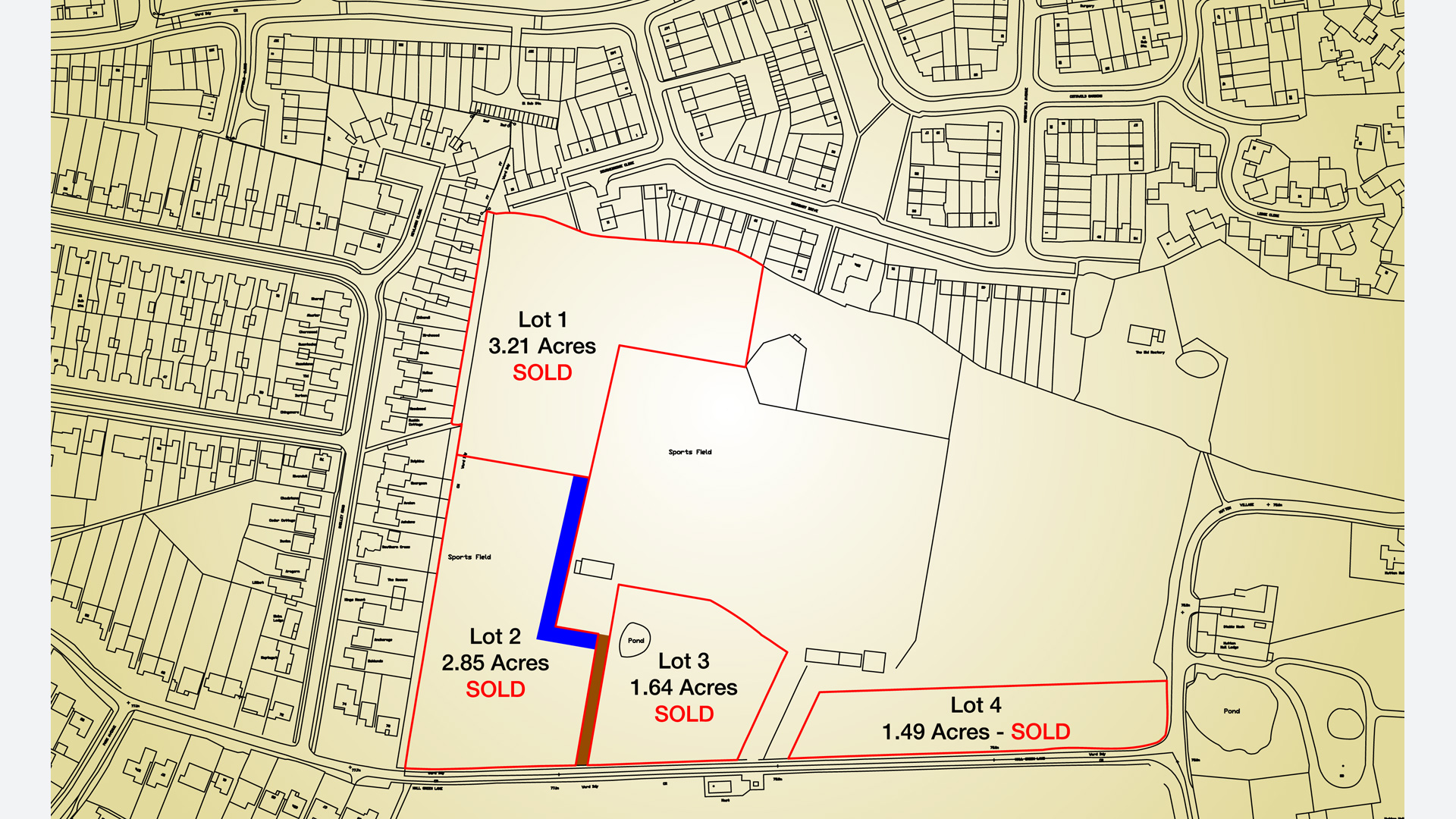 Land for sale in Brentwood