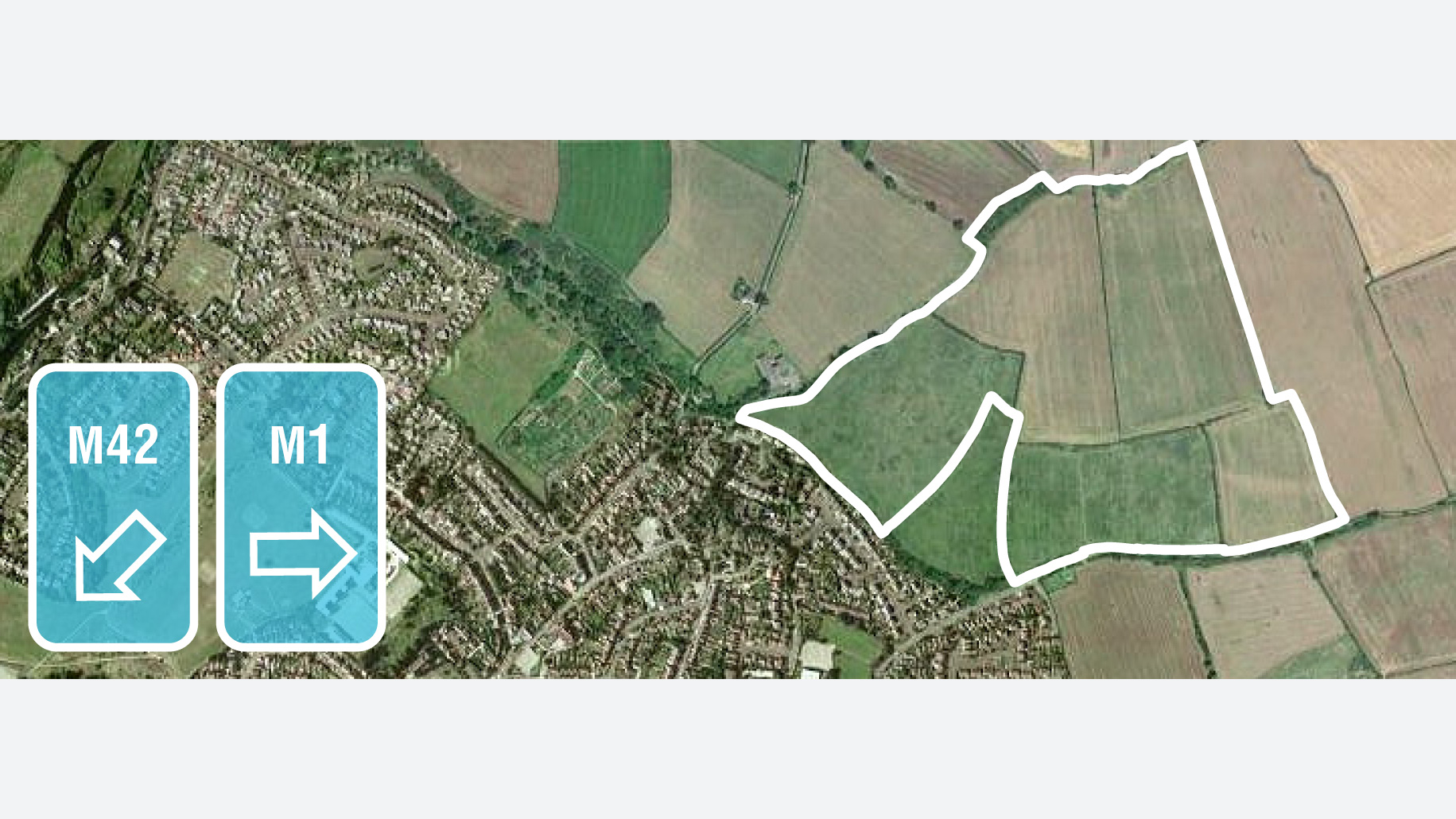 Land for sale in Burton-upon-Trent