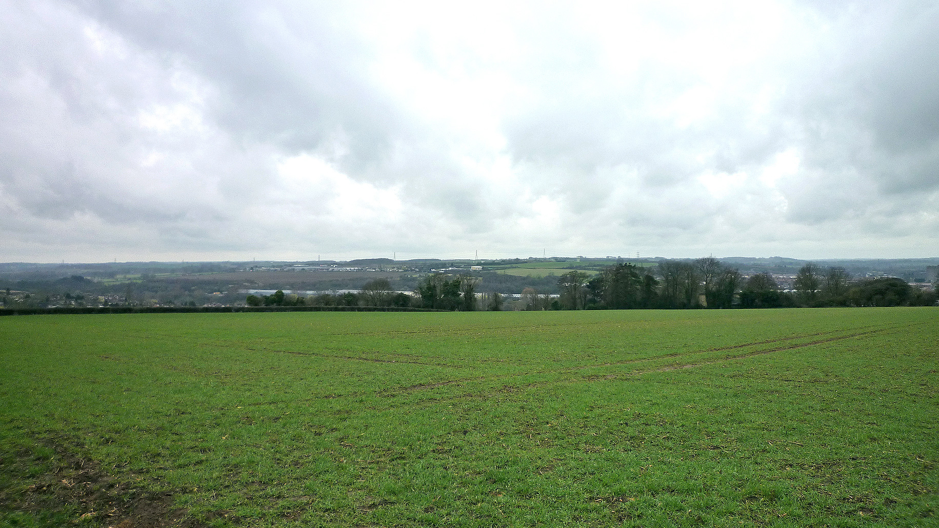 Land for sale in Cold Harbour Lane, Grantham