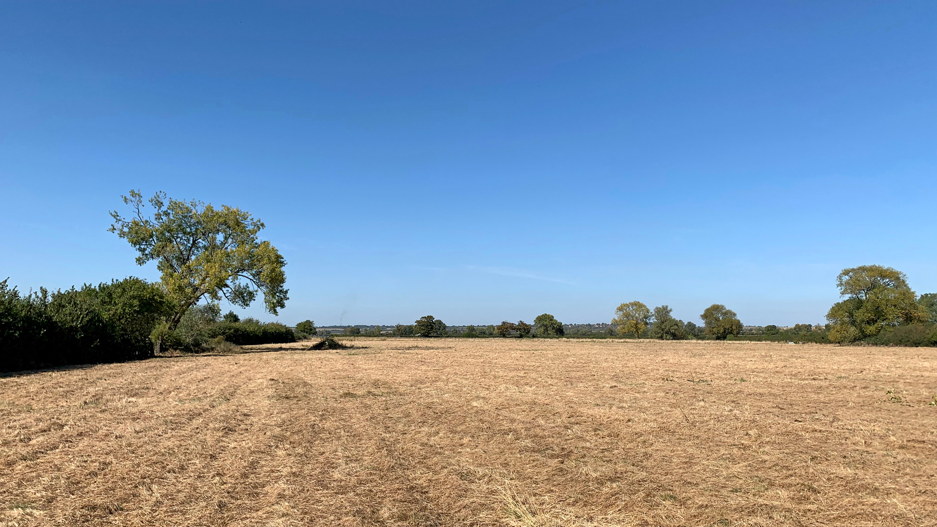 Land for sale at Draytonmead Farm