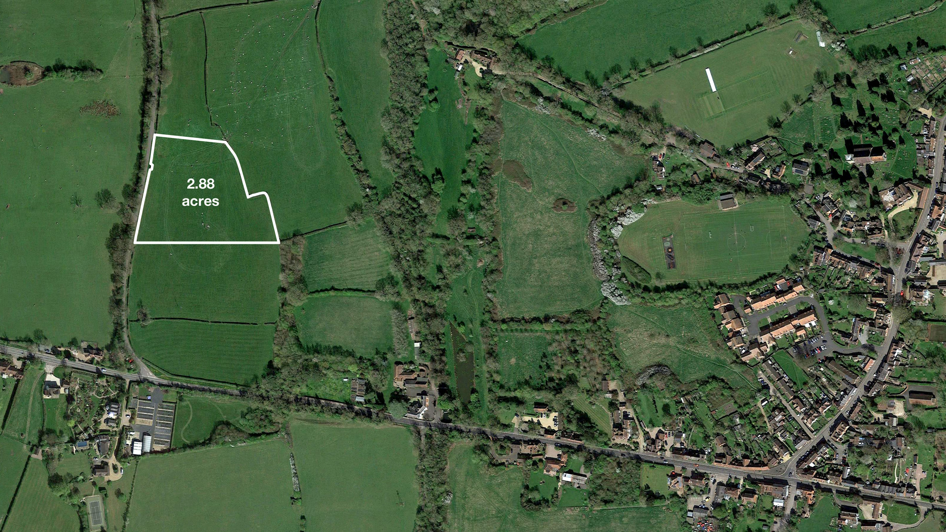 Land for sale in Redditch