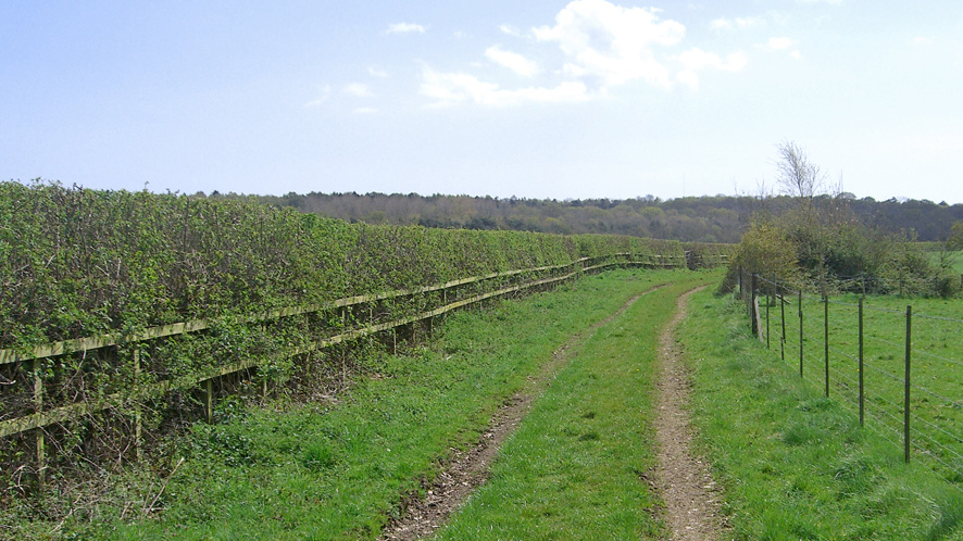 Land for sale in Havant access