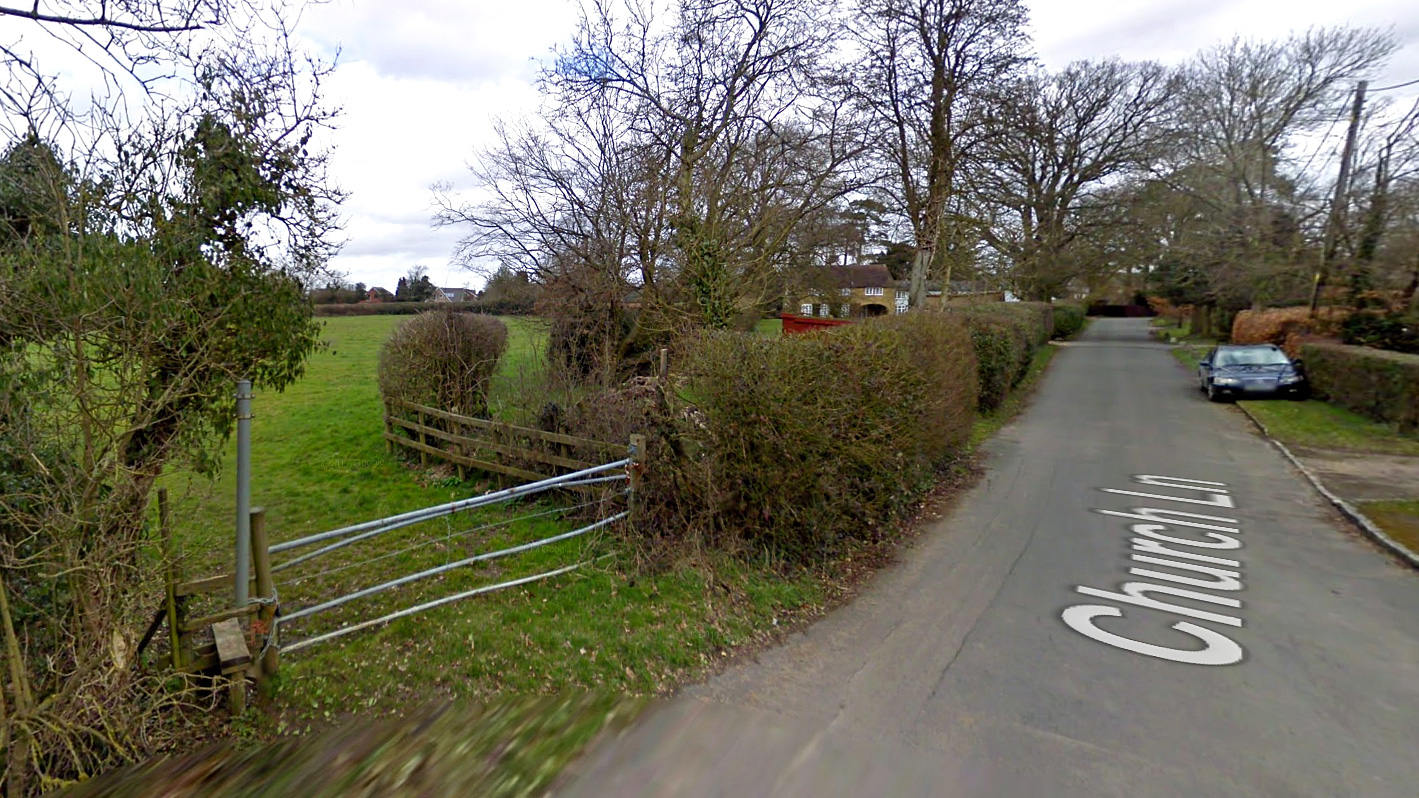 Land for sale in Lacey Green access