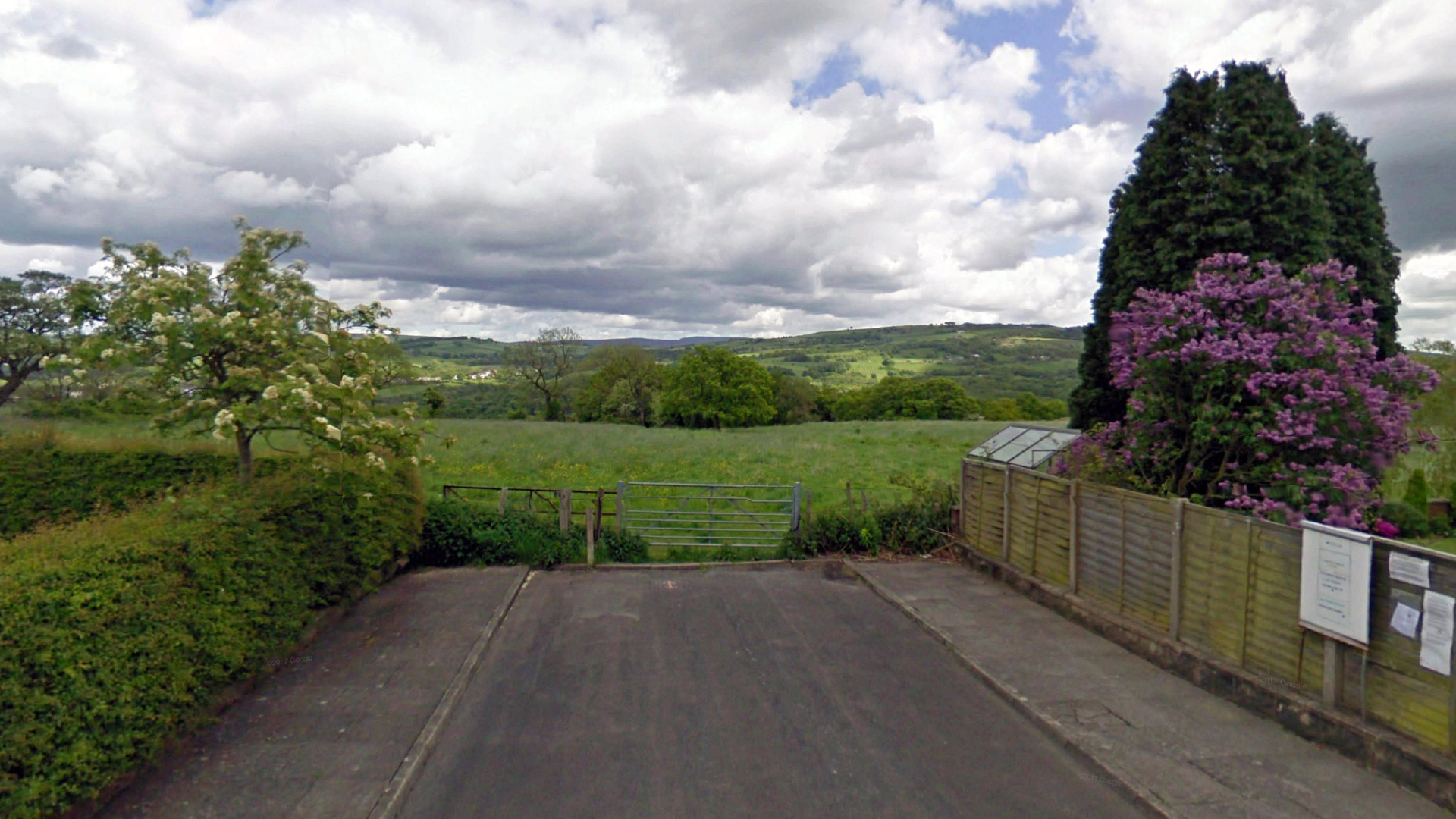 Land for sale in Marple access