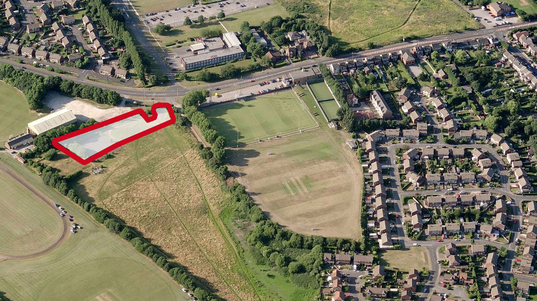 Land for sale in Sheffield