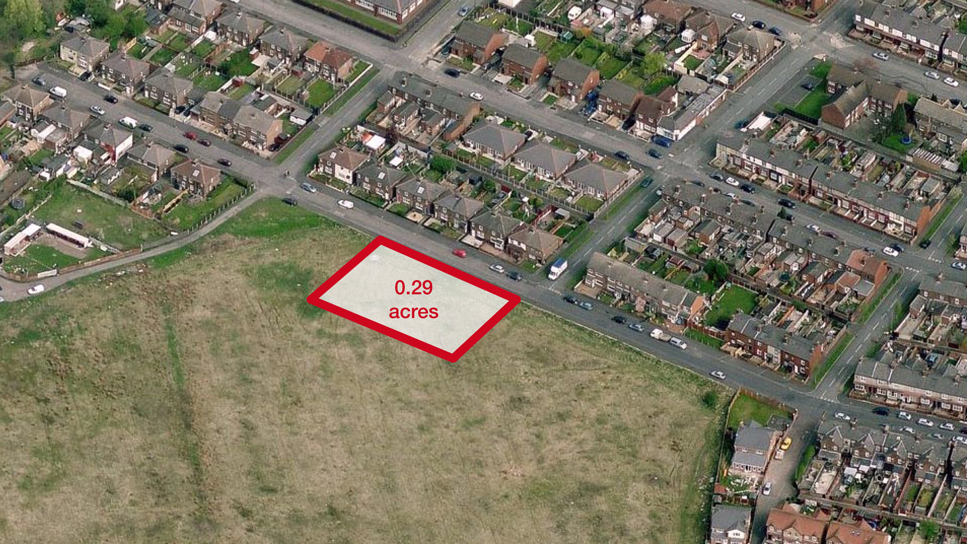 Land for sale in St Helens