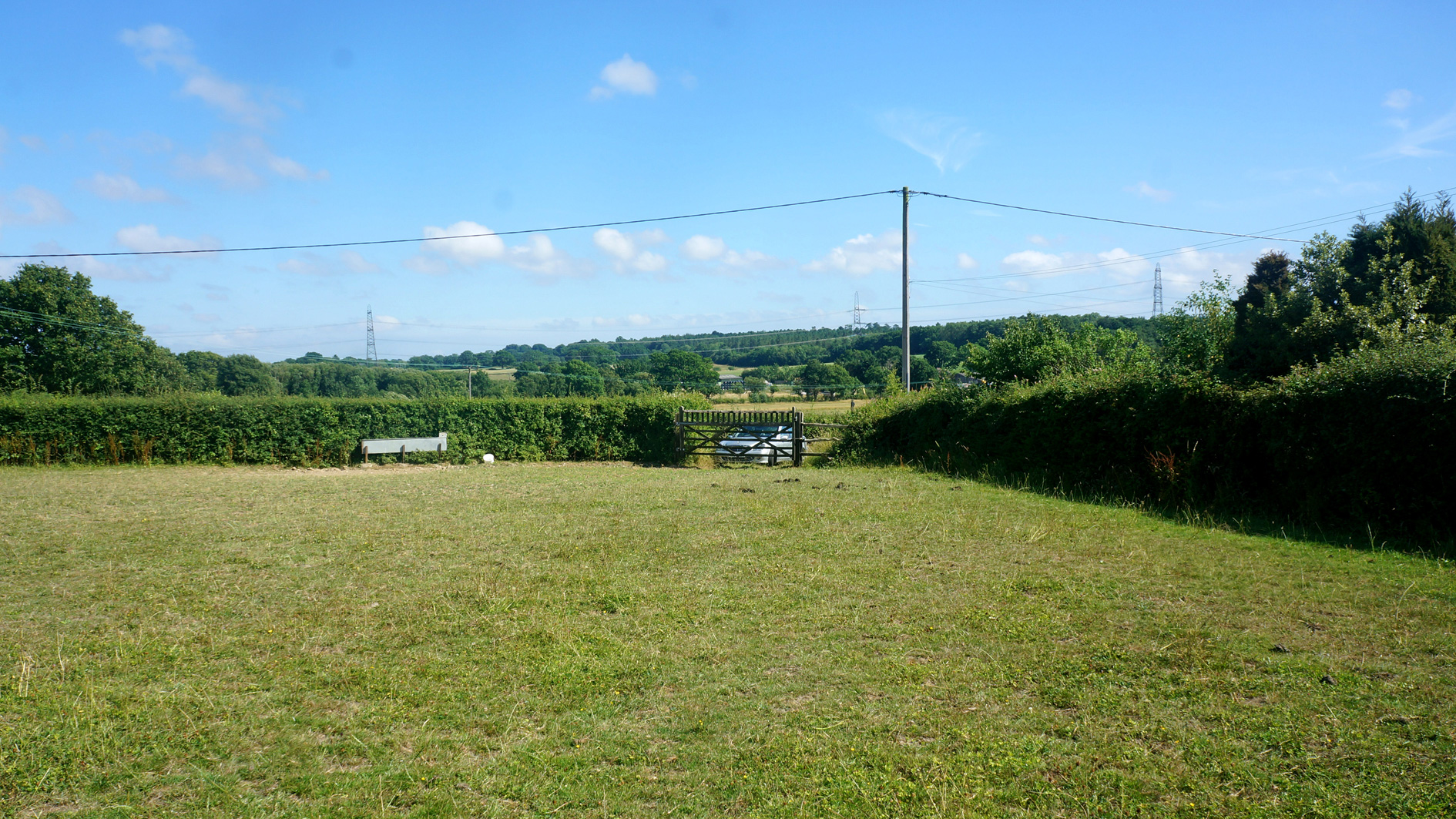 Land for sale in Waterlooville access