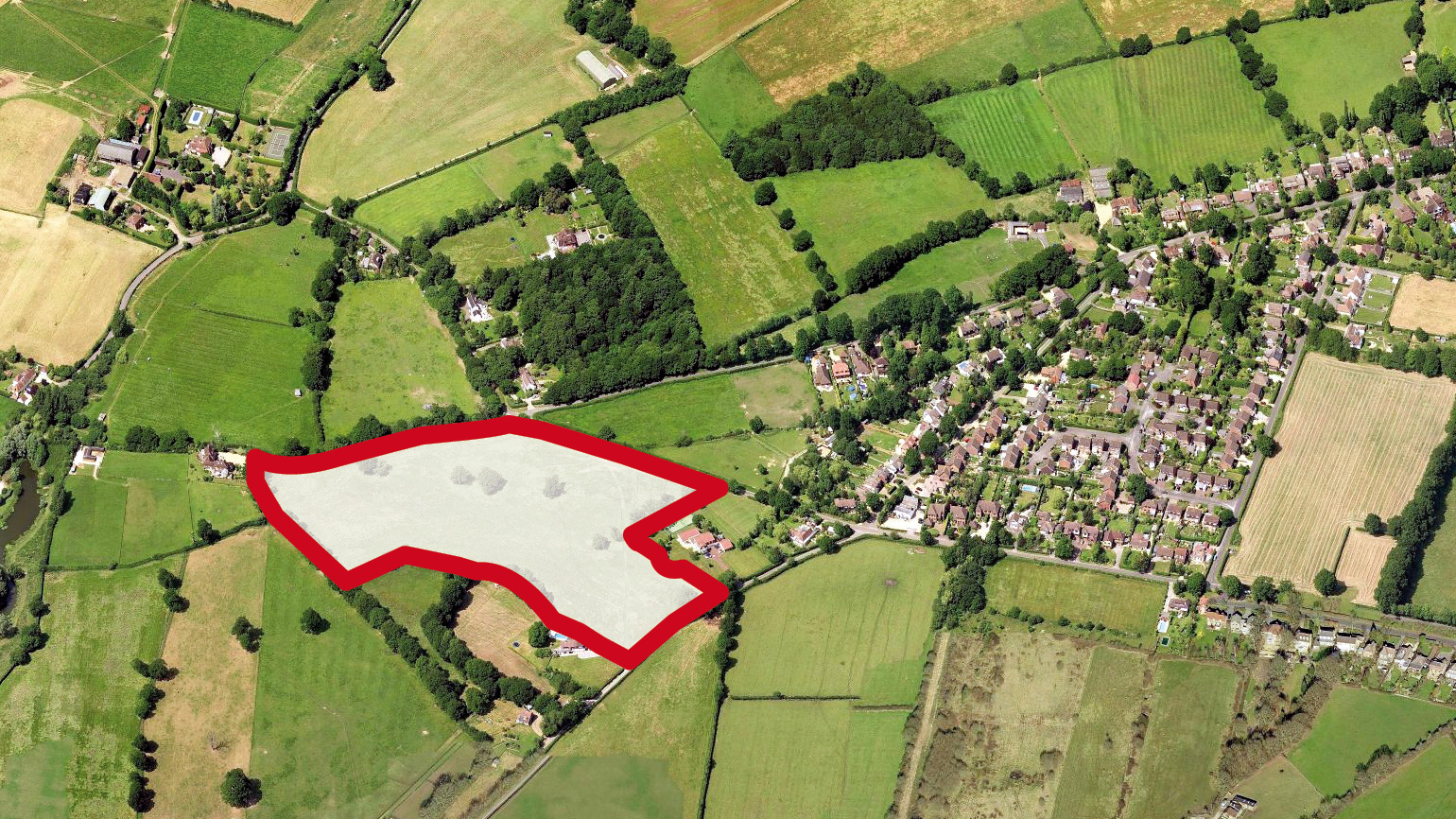 Land for sale in Waterlooville