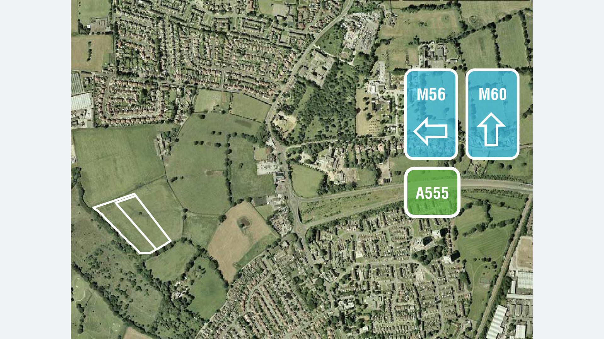 Land for sale in Wilmslow