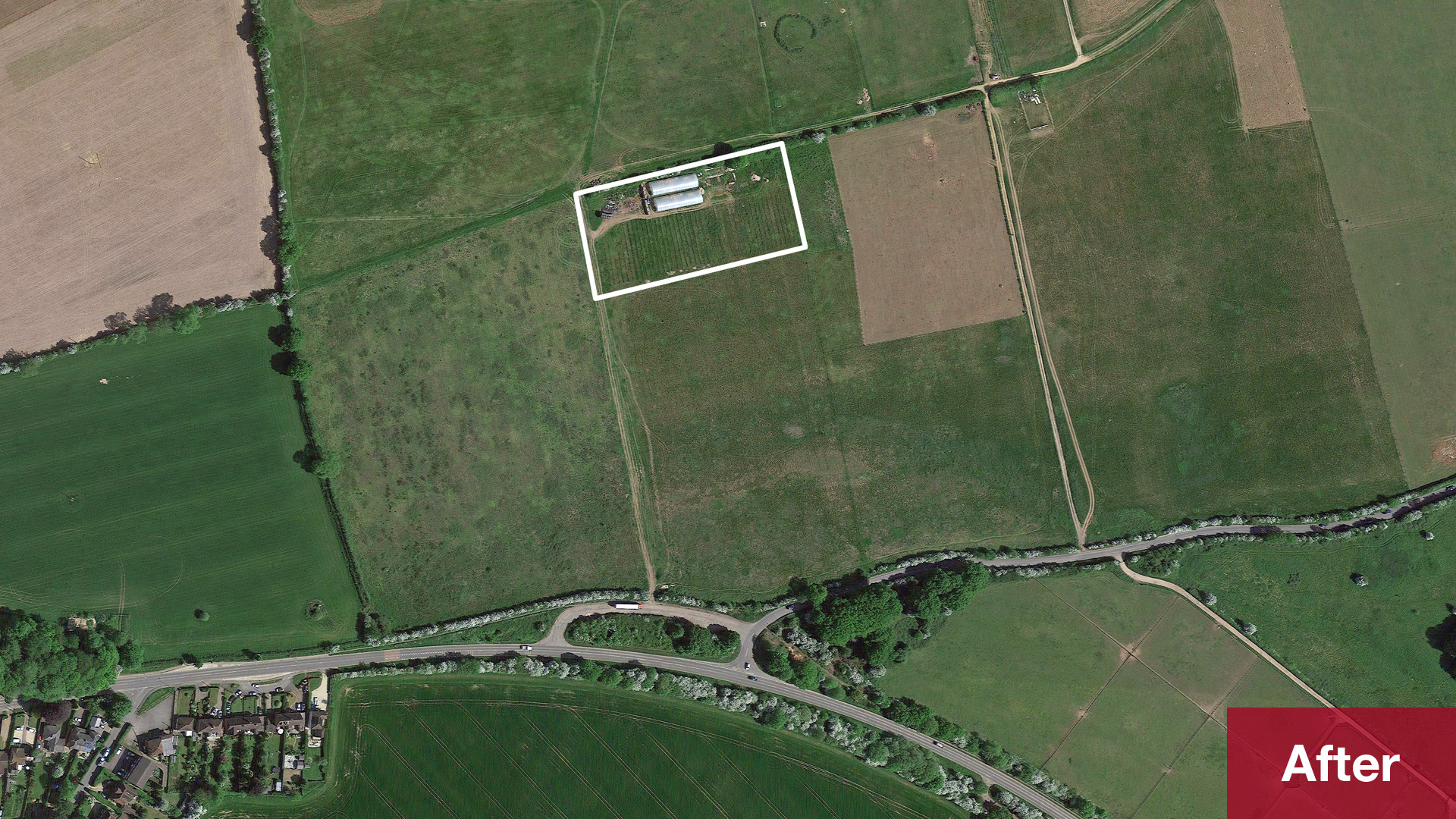 Land with planning permission in Stokenchurch