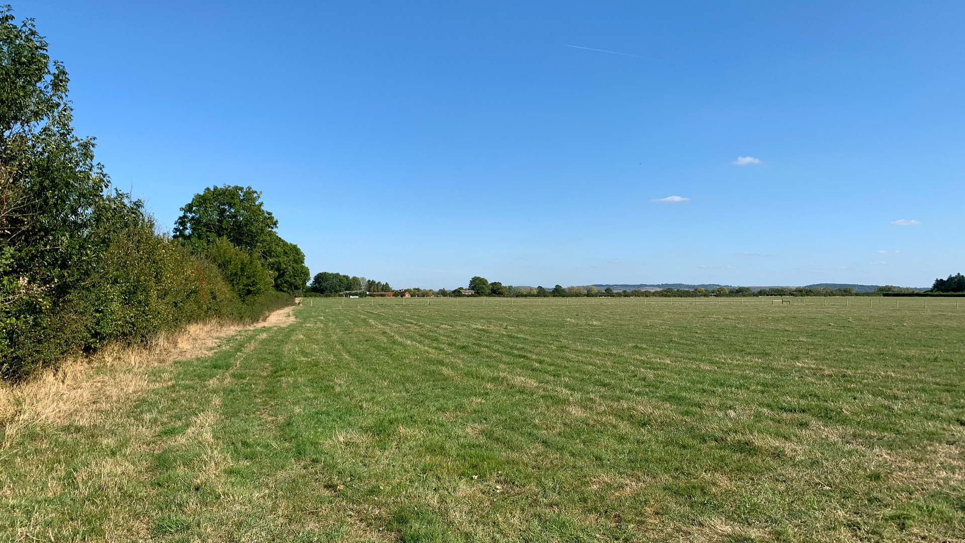 Paddock land for sale in Puttenham, Tring