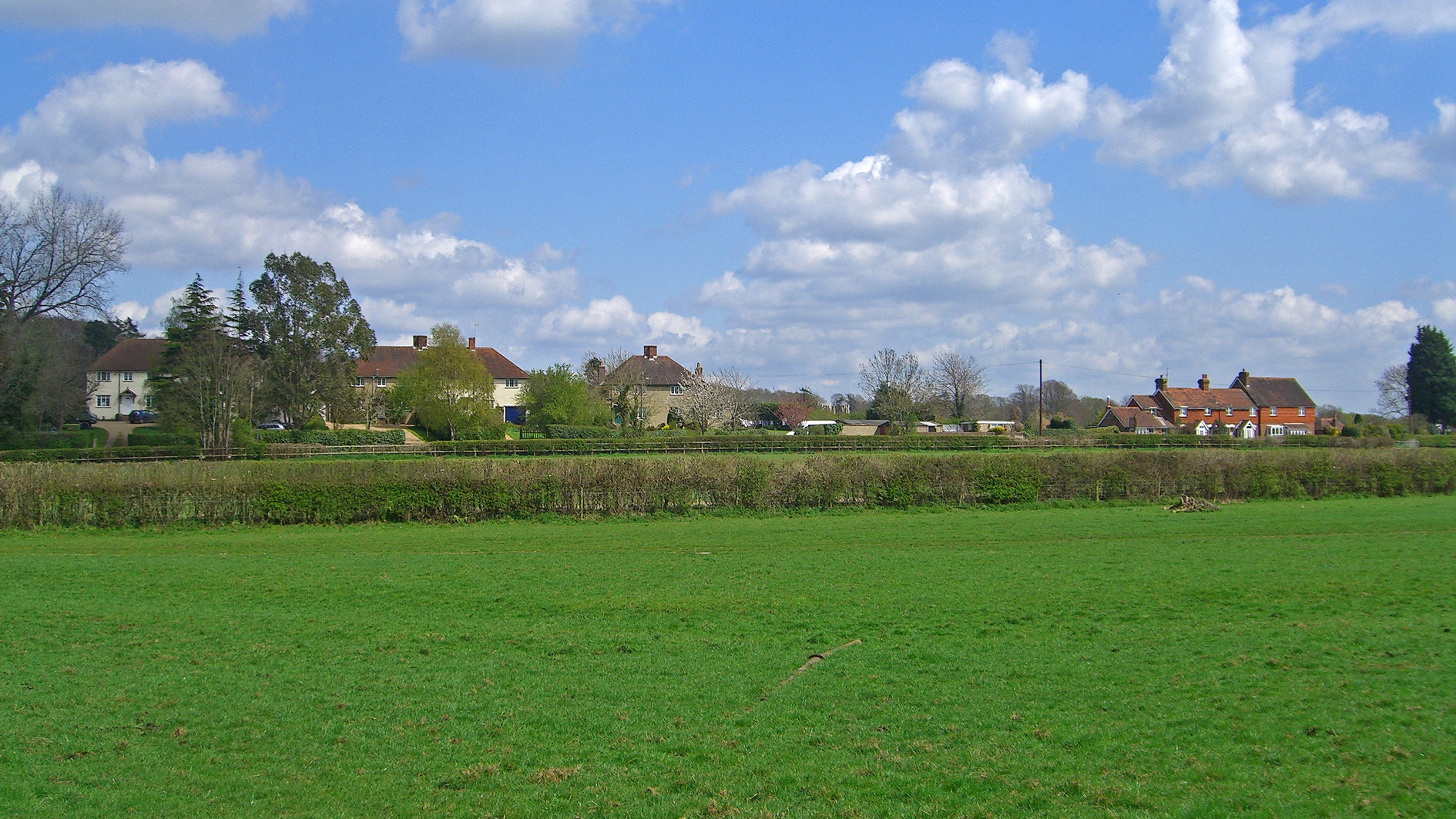 Strategic land for sale in Rowlands Castle